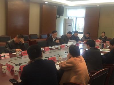 市国资委组织召开国资系统第一季度党群工作例会