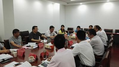 市人大常委会调研市属国有企业改革发展情况