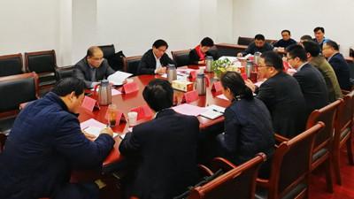 市委副书记、代市长黄钦到国资委组织座谈会